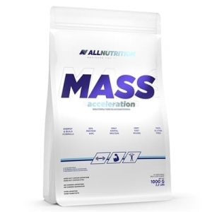 ALLNUTRITION - Mass Acceleration 1000g - Chocolate