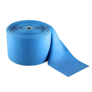 L. Blue 0.8 X 150 Mm 50M Guma W Rolce Rb01